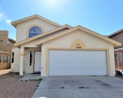3808 Tierra Zafiro Dr, El Paso, TX 79938 5 Bedroom Apartment