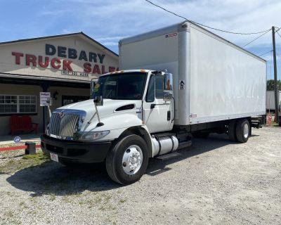 2013 INTERNATIONAL DURASTAR 4300 Box Trucks, Cargo Vans Heavy Duty