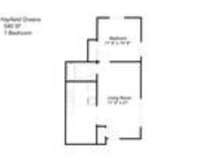 Hayfield Greens - 1 Bedroom