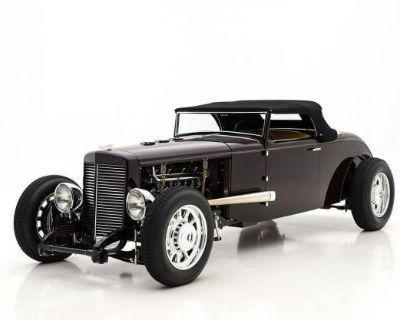 1932 Marmon Model 32 All-Steel Convertible Restored Roadster