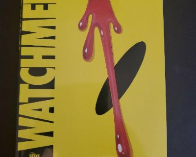 Watchmen TPB by Alan Moore Dave Gibbons