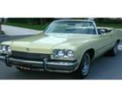 Classic For Sale: 1973 Buick Centurion 2dr Convertible for Sale by Owner