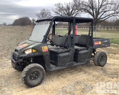 2019 Polaris Ranger 570 Crew 4x4 Utility Vehicle