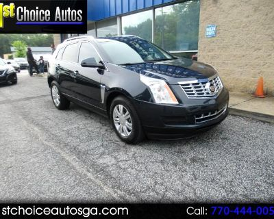 Used 2015 Cadillac SRX FWD 4dr Luxury Collection