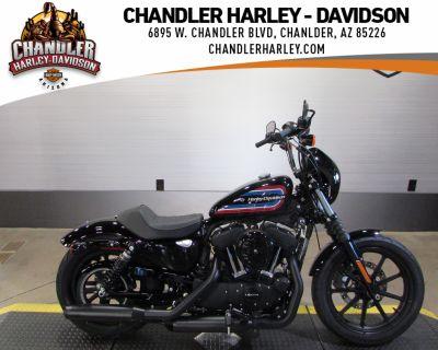New 2021 Harley-Davidson SPORTSTER IRON 1200 XL1200NS