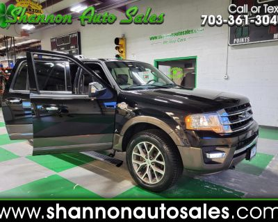 Used 2016 Ford Expedition EL 4WD 4dr King Ranch