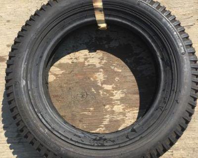 NOS 1 stock tire Wolfsburg 155SR15