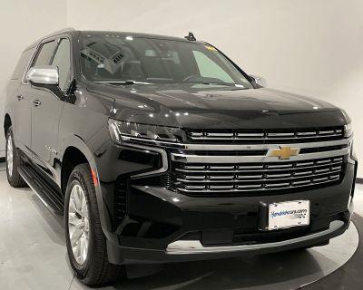Pre-Owned 2021 Chevrolet Suburban Premier