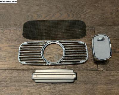 Oval Window Dash Parts