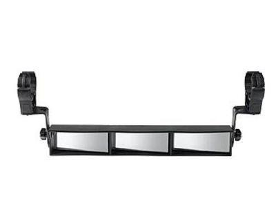 Oem 3-panel Rear View Mirror 2013 2014 Polaris Rzr 570 800 900 4 S Xp