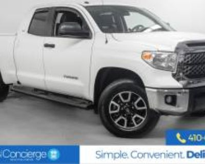 2018 Toyota Tundra SR5 Double Cab 6.5' Bed 4.6L V8 4WD