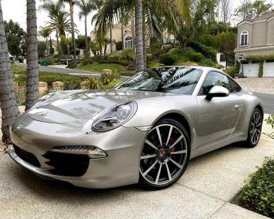 2013 Porsche 911 Carrera | 7-speed Manual | Silver | Coupe