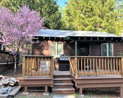 Cozy 2-bedroom cabin, family & pet friendly, free boat launch & slip, lakeside - Peninsula Village