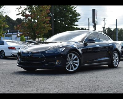 2014 Tesla Model S Base 4D Sedan 85kWh