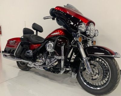 2013 Harley-Davidson Electra Glide Ultra Limited Touring Brilliant, OH