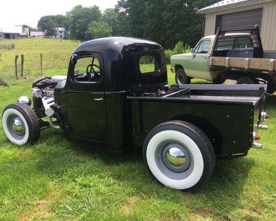 1949 International KB1 All-Steel Pickup Truck