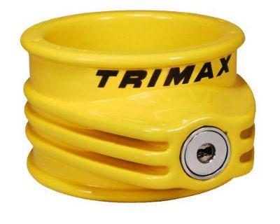Trimax Hd 5th Wheel Trailer King Pin Lock Heavy Gauge Steel Un-coupled Trailers