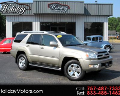 Used 2004 Toyota 4Runner 4dr Limited V6 Auto 4WD (Natl)