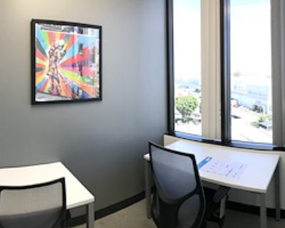 Private Office for 1 at Regus