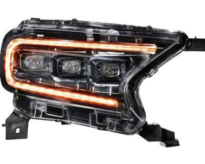 2019-2021 Ford Ranger Morimoto XB LED Headlights LF437