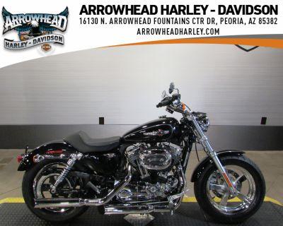 Pre-Owned 2012 Harley-Davidson 1200 Custom Sportster XL1200C