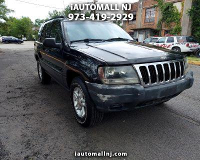 2003 Jeep Grand Cherokee 4dr Laredo 4WD