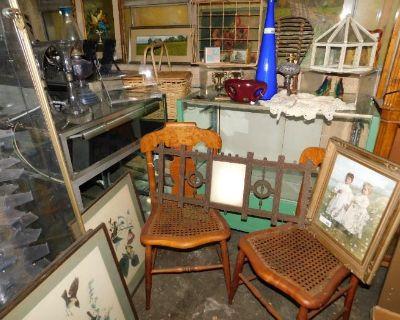 Antique Warehouse Estate Sale