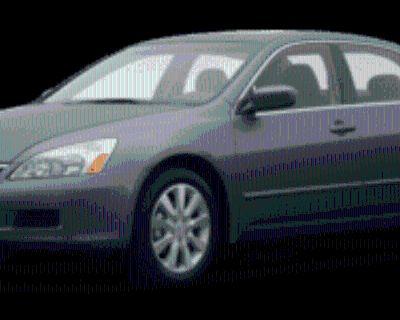 2007 Honda Accord EX-L V6 with Navigation Sedan Automatic