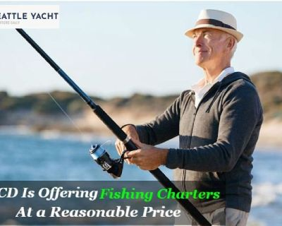 SYCD Is Offering Fishing Charters at a Reasonable Price