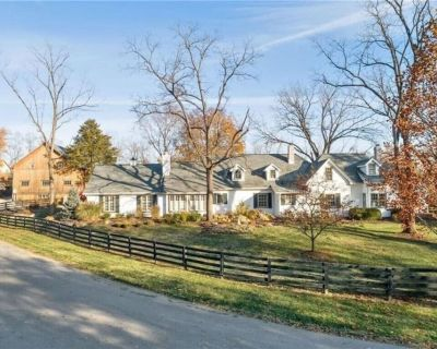 1861 Farmhouse Estate with Entertainment Barn and Seasonal Heated Pool - Westfield