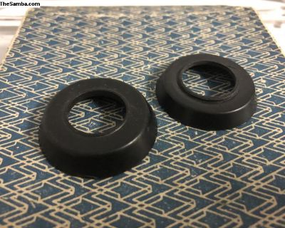 New bug interior handles escutcheons (black)