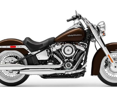 2019 Harley-Davidson Deluxe Softail Norfolk, VA