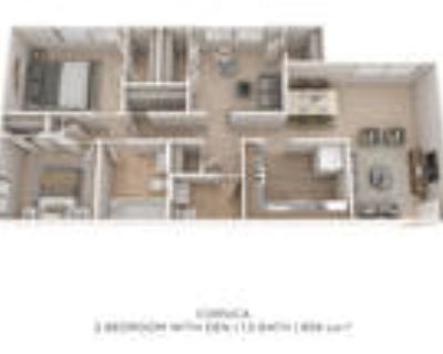 Villages at Montpelier Apartment Homes - 2 Bedroom 1.5 Bath