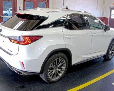 2018 Lexus RX RX 350 F Sport