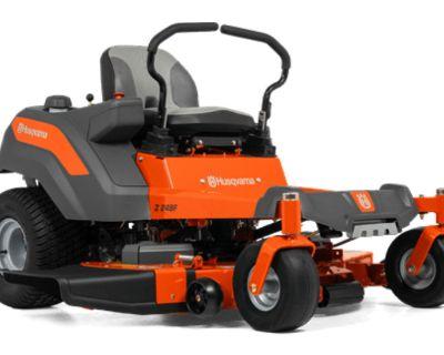 2021 Husqvarna Power Equipment Z248F 48 in. Kawasaki FR Series 21.5 hp Lowes Residential Zero Turns Cumming, GA