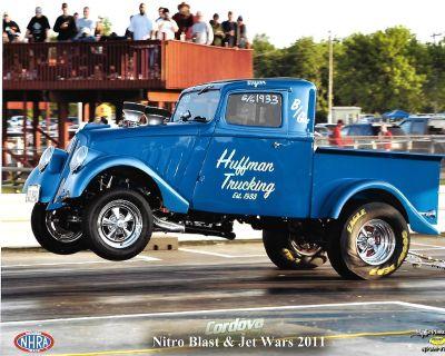 33 Willys Truck-Nostalgia Drag Racer