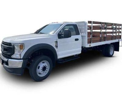 2021 FORD F450 Pickup Trucks Medium Duty