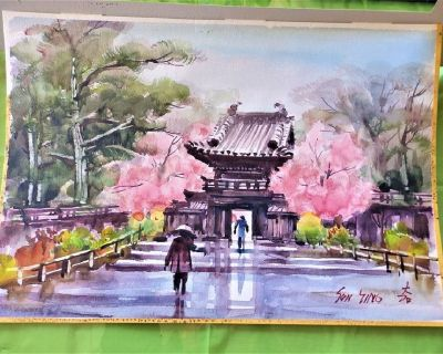 Rare sun ying water color its the real thing folks