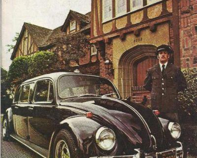 Sept 1971 Dune Buggies & Hot VWs