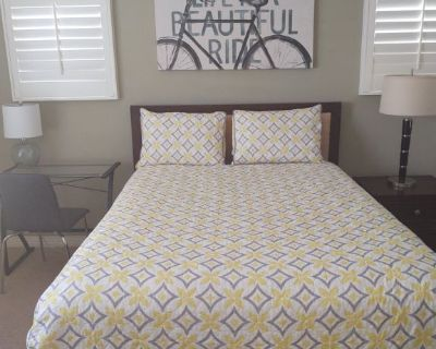 Furnished Master Bedroom and Bath for rent in beautiful home