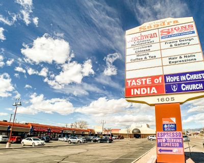 NE Heights Retail Spaces For Lease