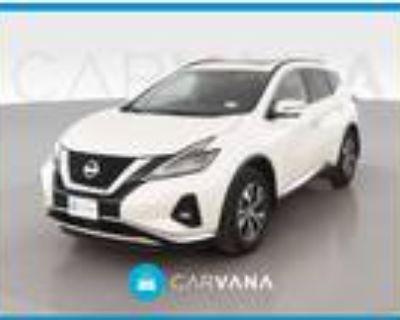2019 Nissan Murano White, 26K miles