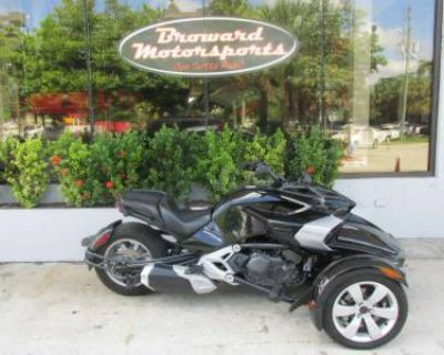 Used 2015 Can-Am Spyder F3 SM6