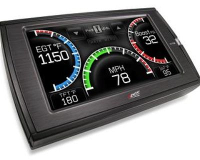 Edge Products Insight Cts Gauge Monitor Chevy Gmc Ford Dodge Jeep Hummer Obdii