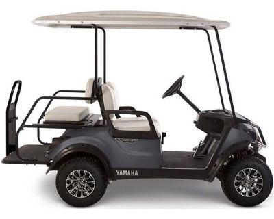 2021 Yamaha Adventurer Sport 2+2 QuieTech EFI Gas Powered Golf Carts Morehead, KY
