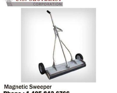 Magnetic Sweeper | U S Shotblastparts