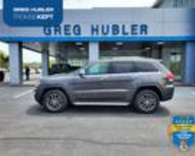 2018 Jeep Grand Cherokee Limited 4X4, Sunroof, Navigation, Blind Spot Monitor