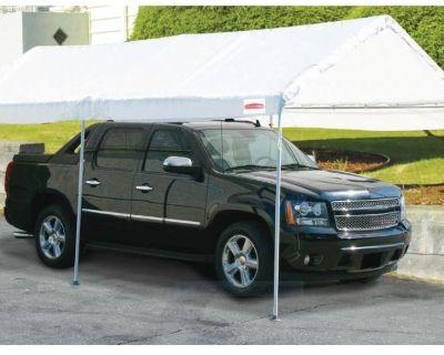 2 each Portable Car Canopy Kits