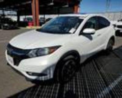 2018 Honda HR-V 4d SUV FWD EX CVT