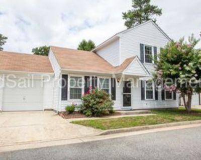 213 N Hunt Club Run, Newport News, VA 23608 3 Bedroom House